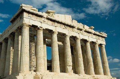 Los antiguos griegos triunfan en Social Media
